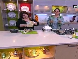Choumicha - Cake et Tarte à la crème fraîche