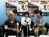 2012.02.17 ニコニコ生放送「GeroがSPYAIRさんとニコ生するよ(・`ェ´・)」(IKE, ENZEL☆)