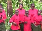 Uganda, Rushooka, Mbarara District: Bednet distribution