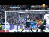 Real Madrid 3 - 0 Racing Santander Goal Di Maria