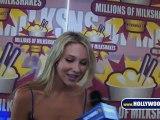 Stephanie Pratt Creates the 'Steph Slumber Party' at Millions of Milkshakes