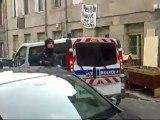 Expulsion La Plage 10-01-2012 St-Etienne.(version courte)