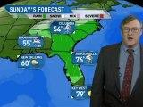 Southeast Forecast - 02/18/2012
