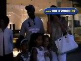 Djimon Hounsou Leaves Madeo
