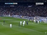 Real Madrid VS Racing Santander 4-0 1st Half Highlights 18.02.2012