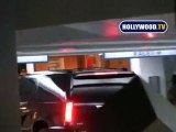 Jennifer Lopez And Marc Anthony Arrive At BOA