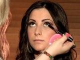 How To Apply Mascara To False Eyelashes
