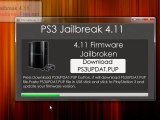 Official News Released - Sony PS3 Jailbreak 4.11 Custom Firmware