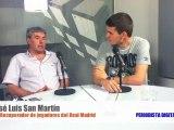 Periodista Digital entrevista a José Luis San Martín - 14 de junio de 2011