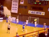 Créteil - Selestat / LNH 16ème Journée / Handball