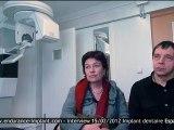 Implant dentaire Espagne - Témoignage patient