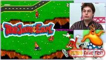 Retro Game Test :  Toejam and Earl sur Mega Drive.