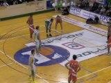 ADA Basket - Challans - QT3 - 22e journée de NM1 saison 2011-2012