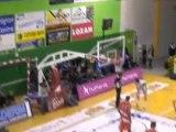 ADA Basket - Challans - QT1 - 22e journée de NM1 saison 2011-2012