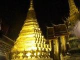 BANGKOK: Wat Phra Kaew by night