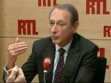 "Bertrand Delanoë, maire socialiste de Paris : ""Nicolas Sarkozy tire la France vers le bas"""