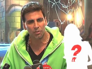 Who is the actress opposite Akshay in once upon a time in mumabai-2