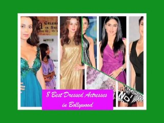 8 Best Dresses in bollywood