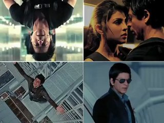 Don 2 song on Internet