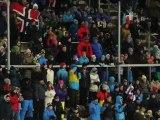 World Snowboarding Championships Quarterpipe Finals - Gittler, Hanson and Terje Haakonsen