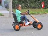 Kart pédale enfant 3 à 8 ans
