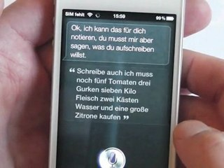 iPhone 4 S Test / Review HD Deutsch German