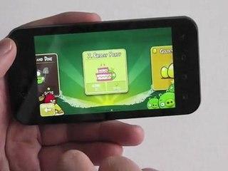 LG Optimus Black Gaming Test / Review HD Deutsch / German  P970