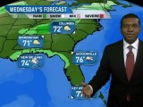 Southeast Forecast - 02/21/2012