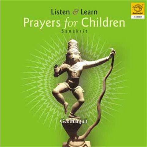 Prayers For Children — Anjaneya Stuthi — Sanskrit Spiritual