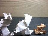 折り紙コリス