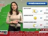 Les Prévisions Météo du 22 février 2012 (Lille)
