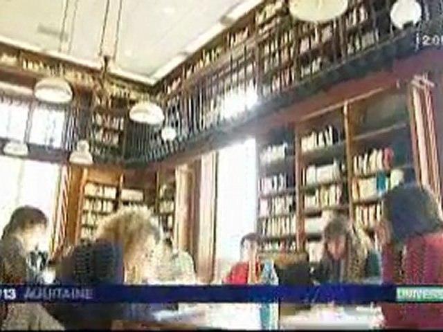 22/02/12 - Les bibliothèques