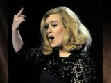 Adele Apologizes For Flipping Middle Finger - Hollywood Scandals