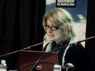 l'Alternativa Profesionales. Canales de distribución del documental independiente. Jana Ptackova