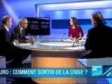 François Asselineau démasque un agent de Goldman Sachs ...