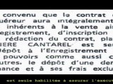 Immobilier Maroc. Agence immobilière CANTAREL IMMOBILIER