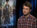 Harry Potter's Daniel Radcliffe on Harry Potter and the Deathly Hallows
