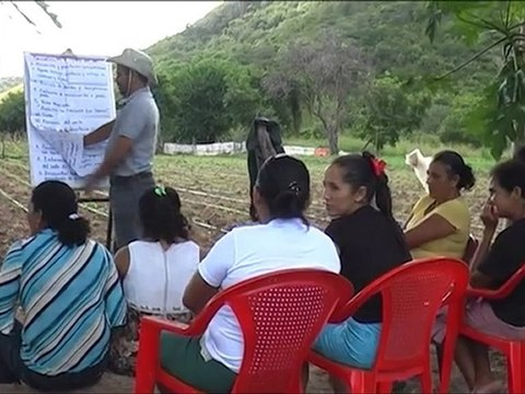 INSFOP-UNICAM -Nicaragua- (apoyado por el grupo Casa Nicaragua de Lieja, Bélgica)