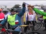 TELETHON 2011 : Rando Vélo sur les routes d'Agen (Lot et Garonne-47)