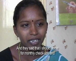 Born HIV Free: Malleswari's Story