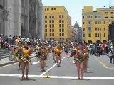 danses traditionnelles Lima-Pérou