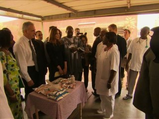 Born HIV Free : Message of Carla Bruni-Sarkozy