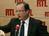 """EXCLU - François Hollande, candidat socialiste à la Présidentielle, sur RTL :""""La fiscalité des hauts revenus : un dispositif durable"""""""
