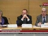 SEANCE,Audition de Viviane Reding, vice-présidente de la Commission européenne