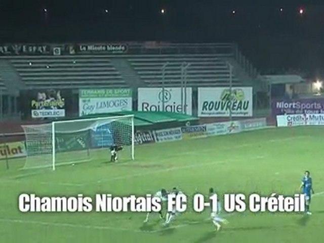 Chamois Niortais FC - US Créteil-Lusitanos