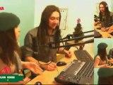 Luiza Zan la Radio Republika Verde