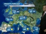 European Vacation Forecast - 02/22/2012