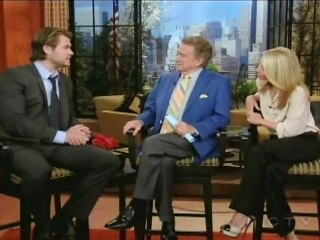 Regis & Kelly - Chris Hemsworth - TV Show Regis & Kelly - Chris Hemsworth (Anglais)