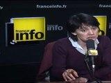 """Avec ses dividendes """"Liliane Bettencourt gagne au Loto tous les jours"""", Nathalie Arthaud LO"""