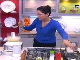 Choumicha - Tarte et Gâteaux aux Boudoires